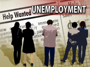 Unemployment rate in California. Photo credit: wycokck.org.