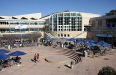 UCSD Price Center. Photo credit: UCSD/Facebook.