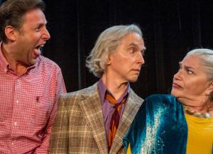Scene from 'Old Jews Telling Jokes.' Photo by Daren Scott