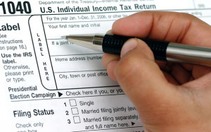 Free tax help is offered by the county for low-income families and individuals. Image courtesy County News Center