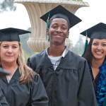 Graduating community college students