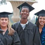Graduating community college students