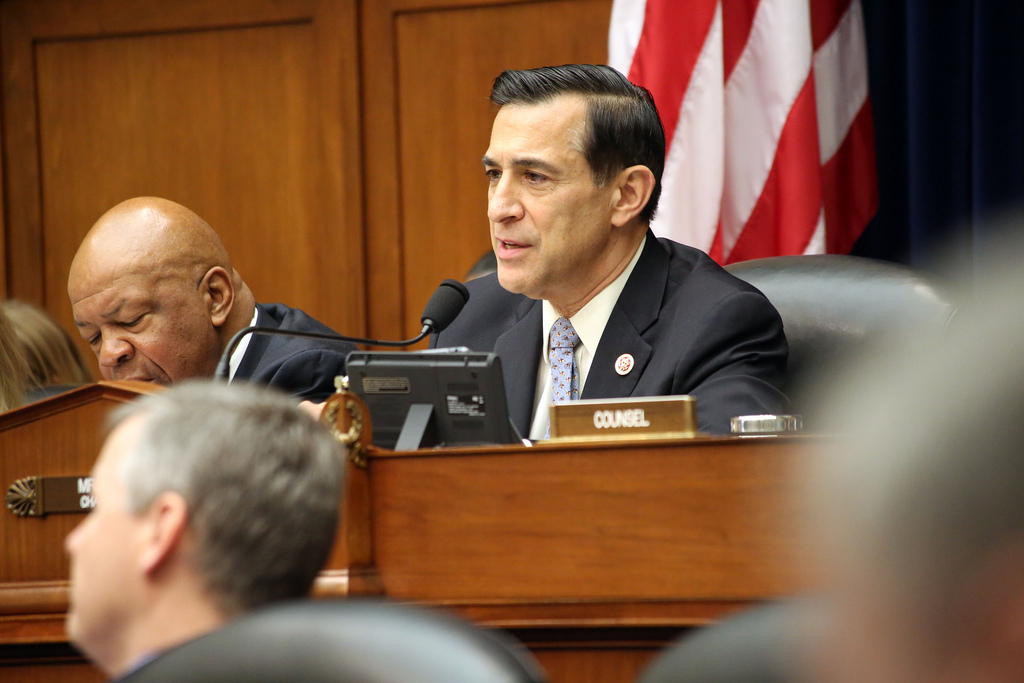 Darrell Issa Says He'll Run for Hunter Seat if Trade Job Isn't His by Nov. 3