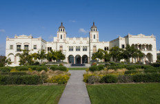 Joan B. Kroc Institute for Peace & Justice at the University of San Diego. Photo courtesy USD