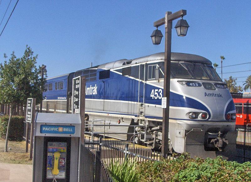 Selatan Kereta Amtrak Hits, Membunuh Pejalan kaki di Bay Park