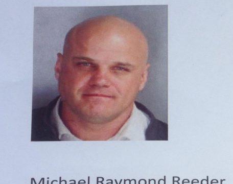 Michael Raymond Reeder, 43.