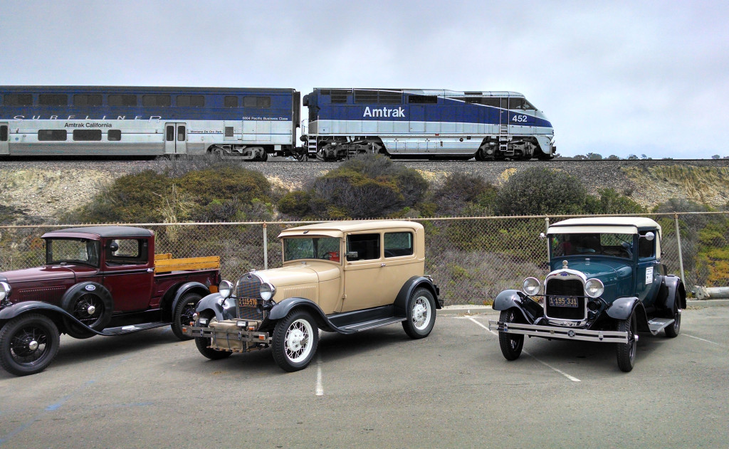 Surfliner with Classics