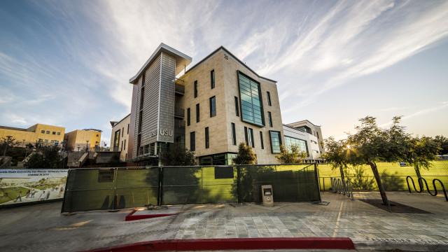 The new student union at California State University San Marcos. University photo