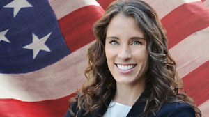 Christina Bobb, a candidate for Congress in the 53rd District. Image courtesy her campaign site