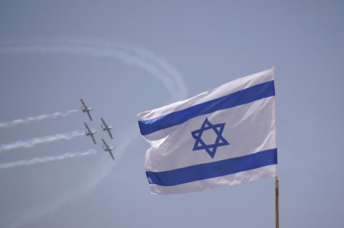 An Israeli Independence Day celebration. Photo via Wikimedia Commons