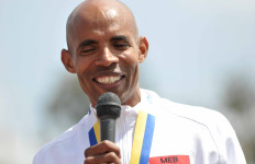 Meb Keflezighi is new vice president of running for San Diego-based Competitor Group.