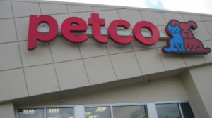 A new Petco store. Photo courtesy Petco