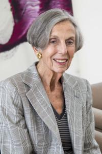 San Diego philanthropist Pauline Foster. Photo courtesy UC San Diego