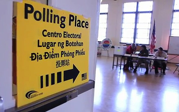 The Registrar of Voters is gearing up for the November elections. Photo via County News Center