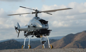 Rendering of Rotary Bat unmanned commercial helicopter planned by