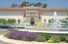 The San Diego Museum of Art in Balboa Park. Photo courtesy BalboaPark.org