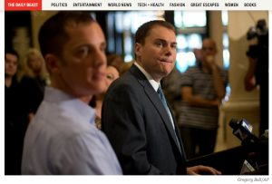 Carl DeMaio in May 3, 2014 DailyBeast.com feature. Photo credit: DailyBeast.com
