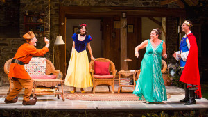 "The production of Christopher Durang's  ""Vanya and Sonia and Masha and Spike"" at the Old Globe."