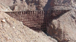 The historic Goat Canyon Trestle on the Desert Line. Photo courtesy Pacific Imperial Railroad