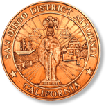 San Diego County District Attorney's Office seal