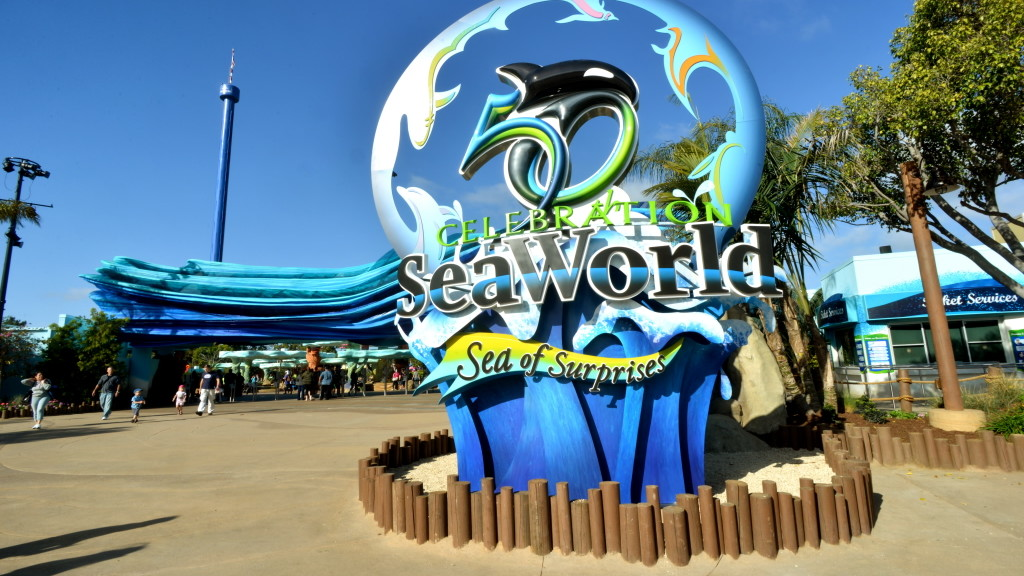 Seaworld Entertainment Announces Revenue Attendance Losses Amid Pandemic Times Of San Diego