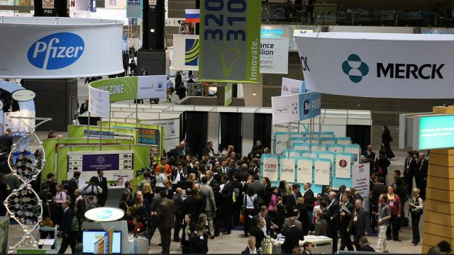 Crowds at the 2013 BIO convention in Chicago. Photo courtesy BIO