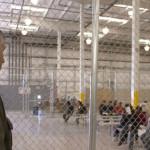 Border Patrol holding facility