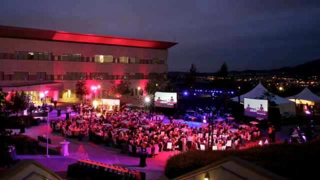 The scene at a previous California State University San Marcos fundraising gala. Photo courtesy CSUSM