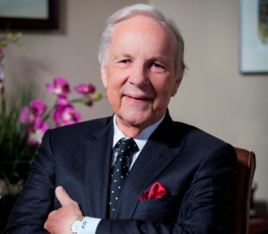 San Diego philanthropist Conrad Prebys. Photo courtesy SDSU