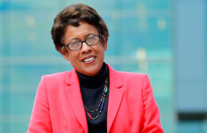 Constance M. Carroll, chancellor of the San Diego Community College District. Photo courtesy SDCCD