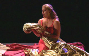 """A scene from Opera NEO's """"The Coronation of Poppea"""" during the 2013 summer season."""