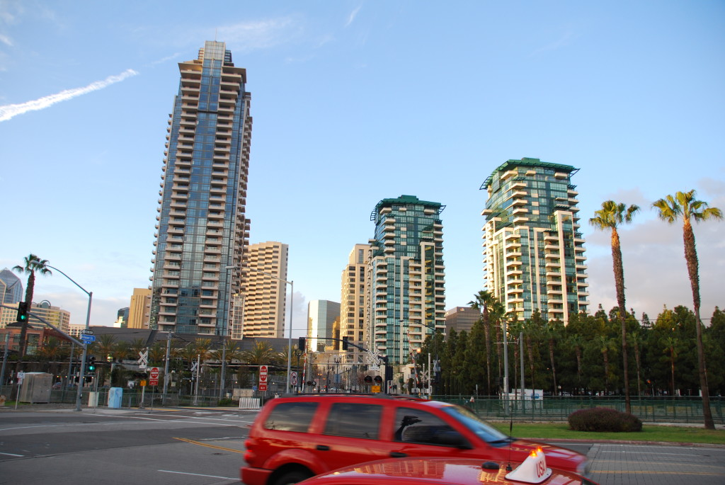 High-rises in San Diego. Photo credit: WikiCommons