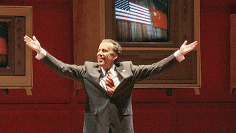 "Preview photo for the San Diego Opera's production of ""Nixon in China."""