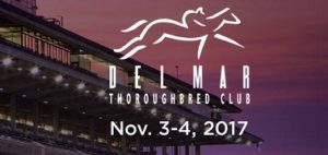 The Breeder Cup 2017 logo for Del Mar. Photo credit. BreedersCup.com