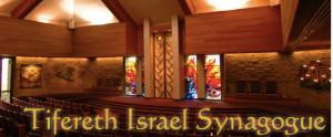Tifereth Israel Synagogue sanctuary. Image from Facebook