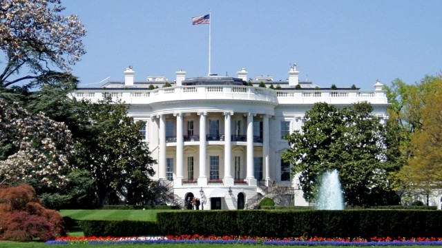White House. Photo credit: wikipedia.org