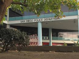 San Diego Police HQ. Photo credit: 10News.com