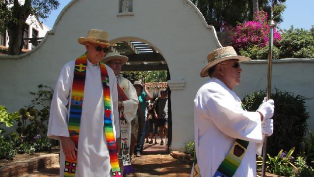 Festival of the Bells at the Basilica Mission San Diego de Alcala. Photo credit: festivalofbells.com