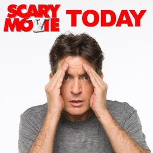 Plaintiff Michael Trigg thought he had purchased the right to be in Scary Movie 5 with Charlie Sheen, but is suing because he was offered another part. Photo credit: Scary Movies via Facebook.
