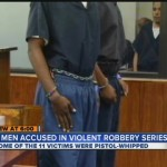 4 accused in series of armed robberies