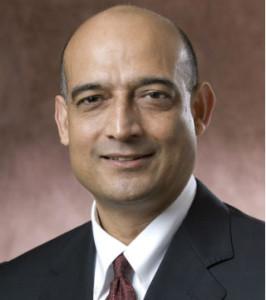 Arun Banskota, president of NRG Energy's Electric Vehicle Services, also known as eVgo. Photo courtesy NRG