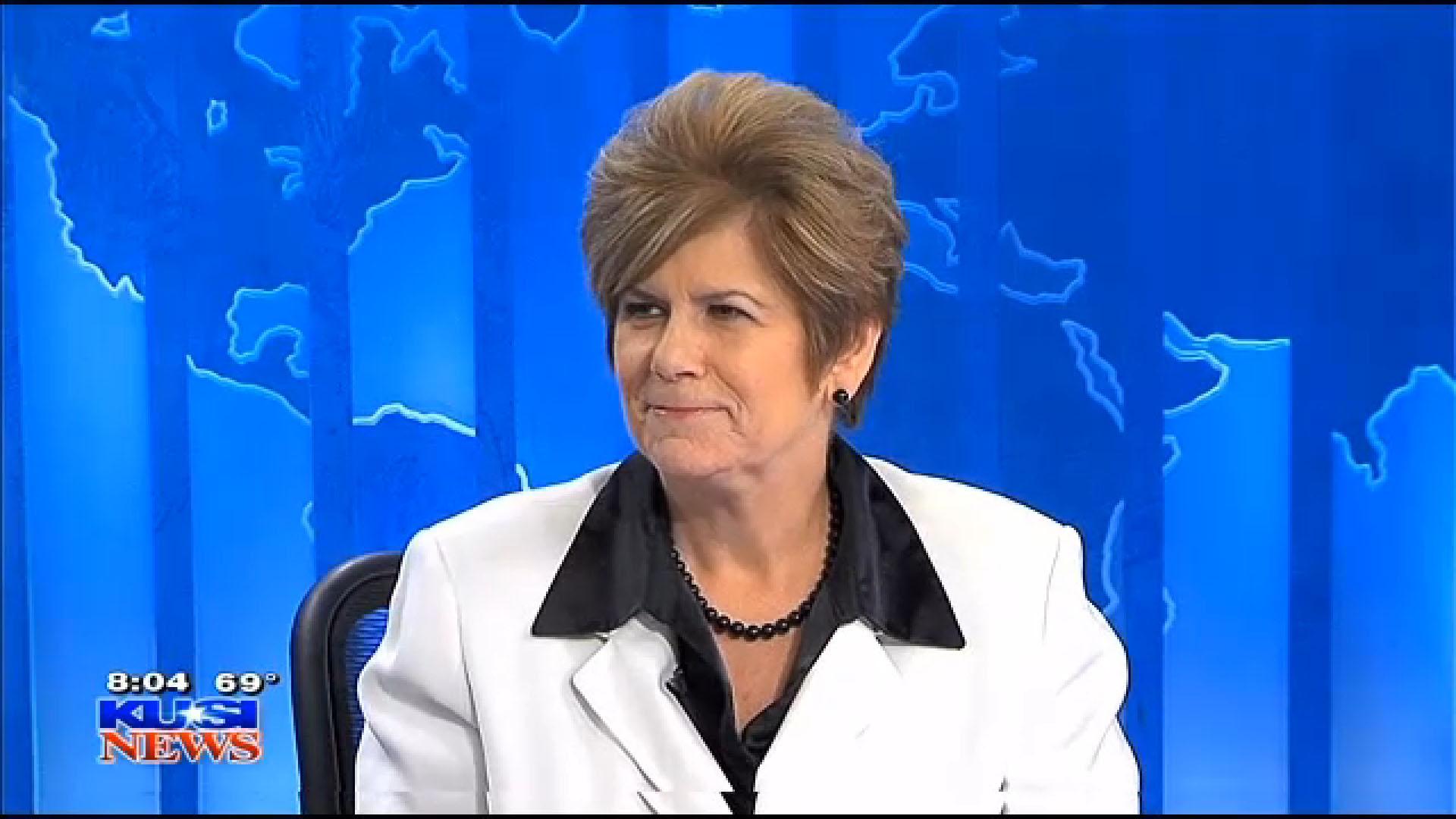 Bonnie Dumanis. Photo courtesy of KUSI News