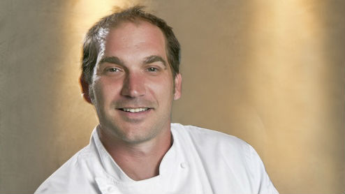 Jason Gethin, executive chef of Table No. 10 in the East Village.
