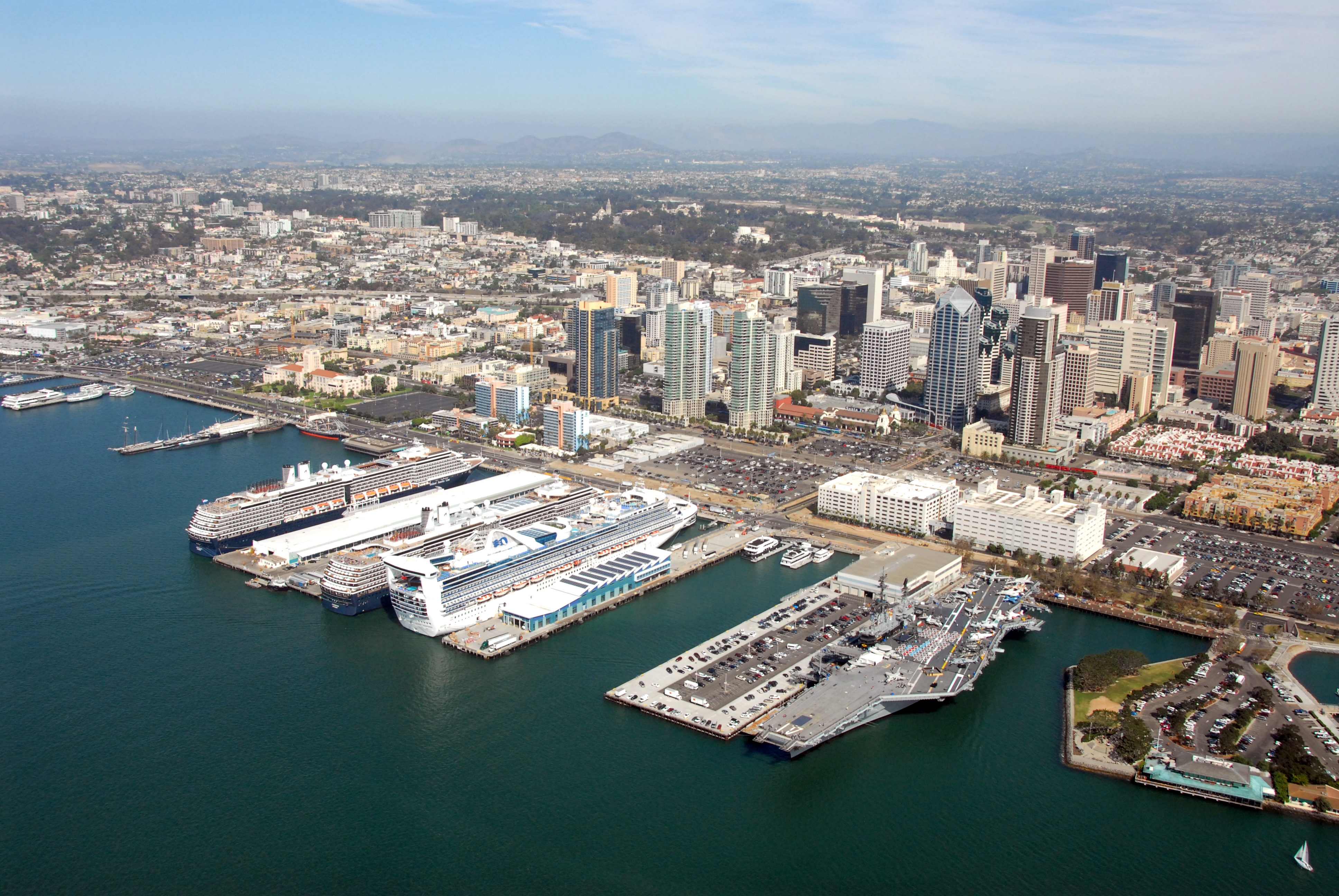 Wayne Darbeau Ousted As Port Of San Diego S Ceo Times Of