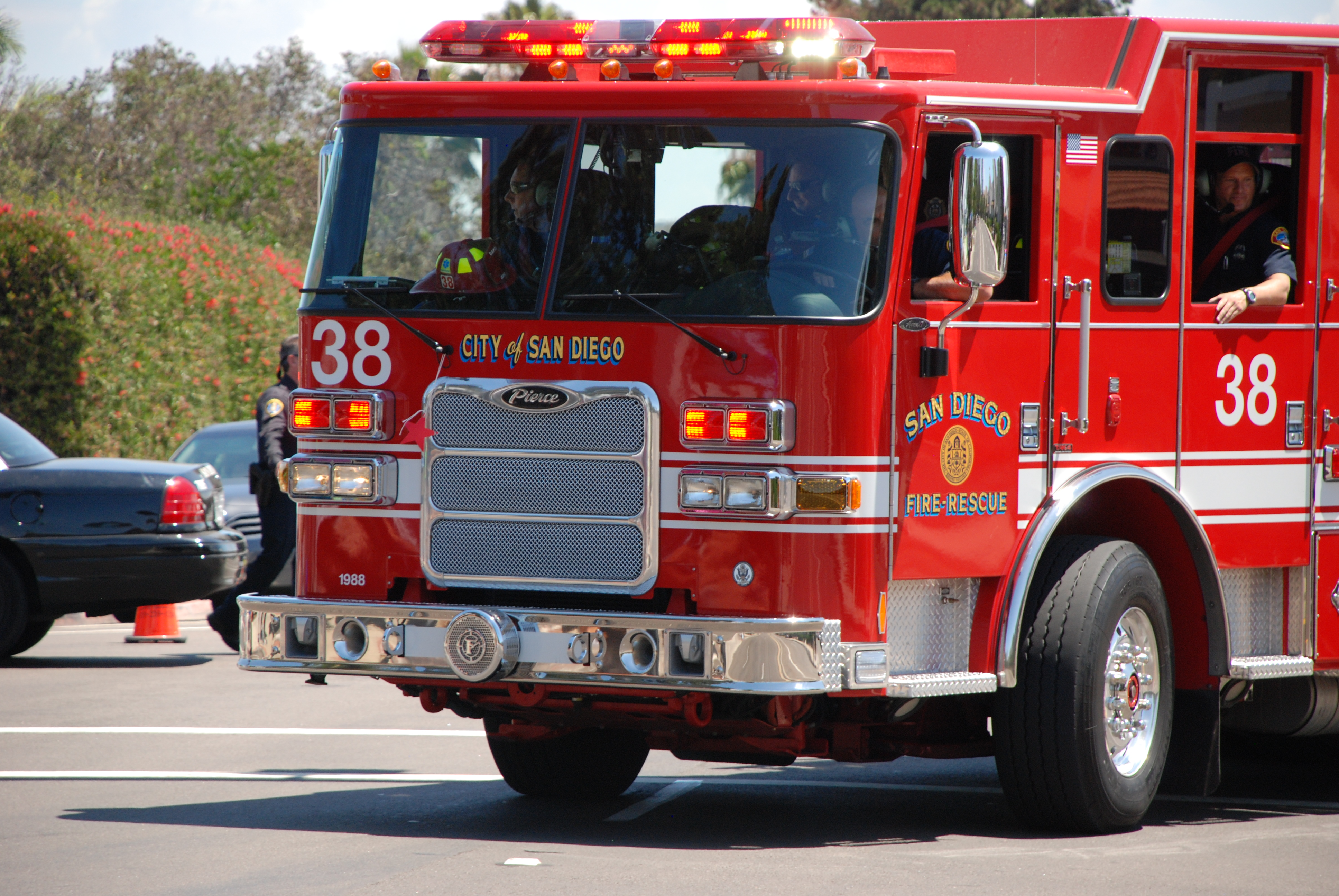 OT Isn't Answer for Fire Department, San Diego Auditor Says