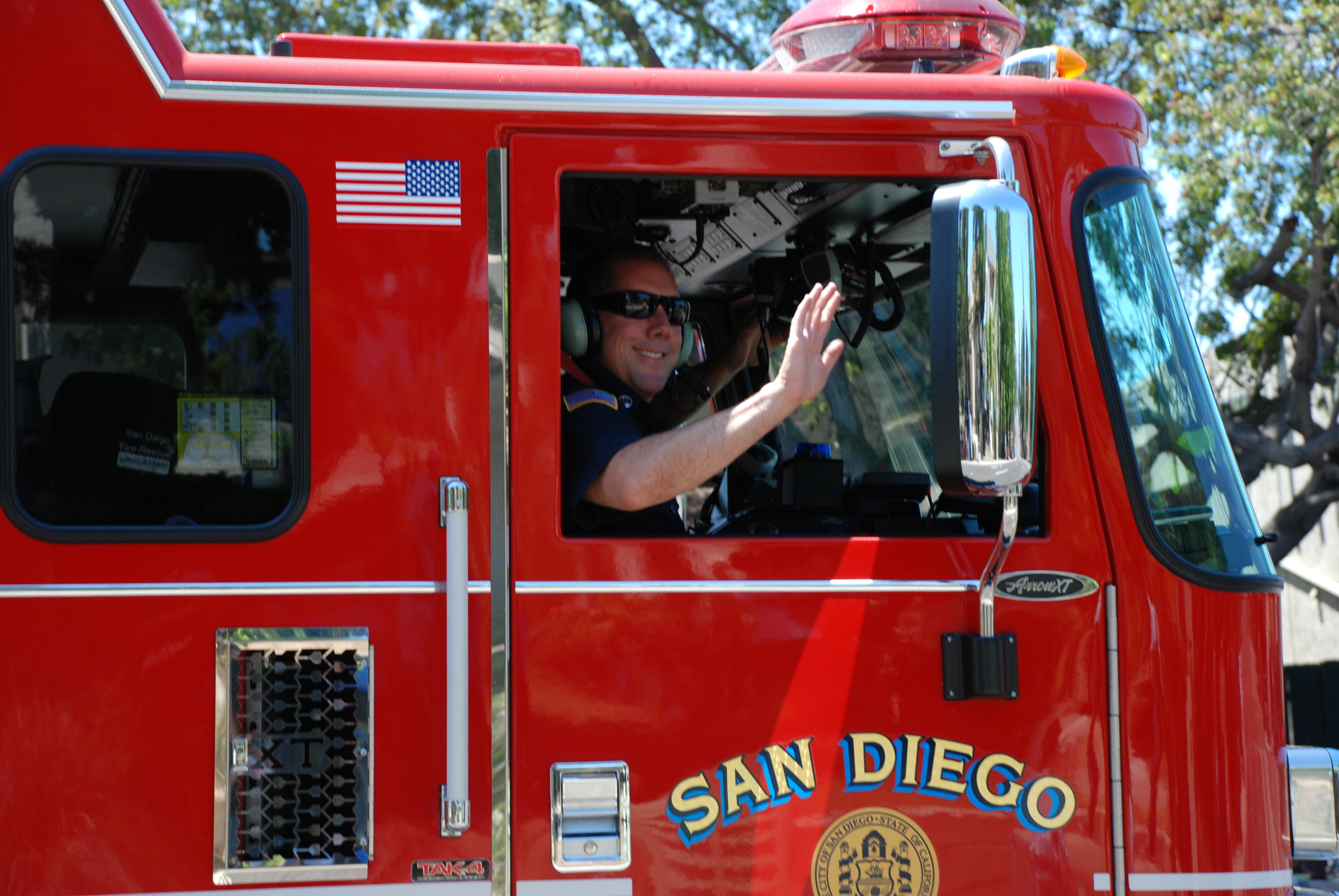 Mission Valley Gets Permanent Fire Station After 9 Years