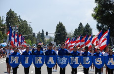 The 2014 Independence Day parade in Mira Mesa. Photo by Alex Nguyen