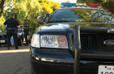 Escondido Police patrol units. Photo courtesy Escondido Police