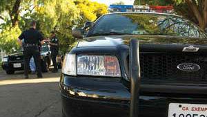 Escondido Police patrol units. Photo courtesy Escondido Police