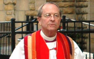 The Right Rev. Gene Robinson. Image via Wikimedia Commons